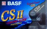 5x-Basf-CS-II-90-Chrome-Tape-Cassette-Cassettebandje