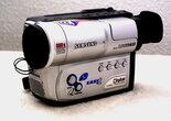 Samsung-VP-W80-HI8-&-Video-8-Videocamera-met-Garantie!!