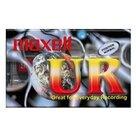 Maxell-UR-60-Normal-Tape-Cassette-Cassettebandje