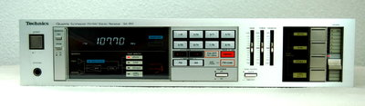Technics SA-350 2x 50 Watt Stereo Receiver Vintage met Garantie!!