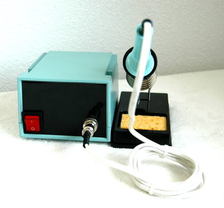 Soldeerstation met Weller TCP-S Magnastat 45 Watt
