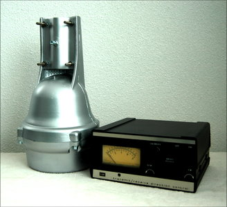 Zware CDE High Gain HAM IV Rotor met Rotorklok met 3 Maand Garantie.