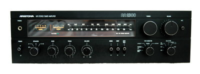 Aristona AR2300 2x 30 Watt Stereo Receiver Vintage met Garantie!!