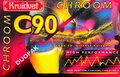 Duopak Kruidvat Chroom C90 Chroom Tape