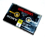 Sony-Walkman-90-Chrome-Tape-Cassette-Cassettebandje