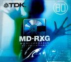 Nieuw-TDK-MD-RXG-Minidisc-MD-74-Min